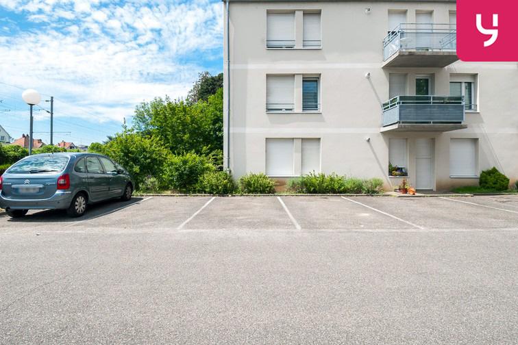Parking Daguerre - Mulhouse 68200
