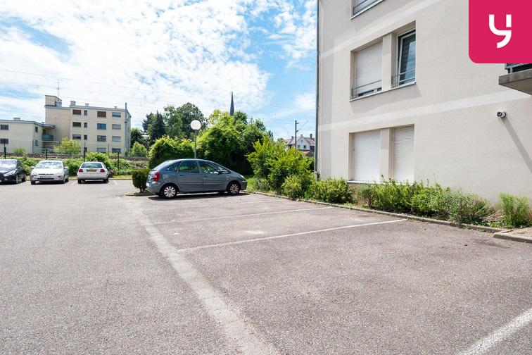 Parking Daguerre - Mulhouse sécurisé