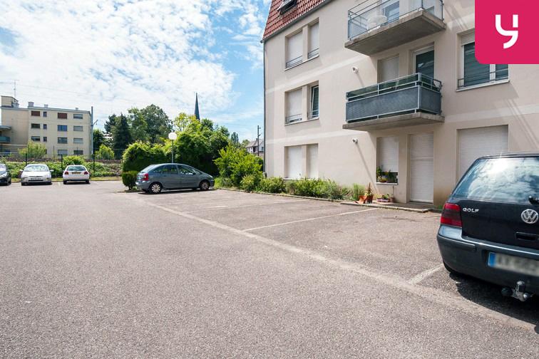 Parking Daguerre - Mulhouse location mensuelle
