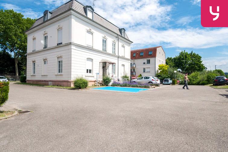 Parking Daguerre - Mulhouse 93-93b avenue de Lutterbach
