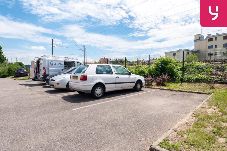Parking Daguerre - Mulhouse garage