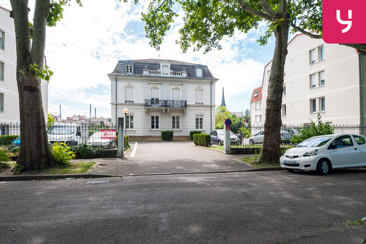 location parking Daguerre - Mulhouse