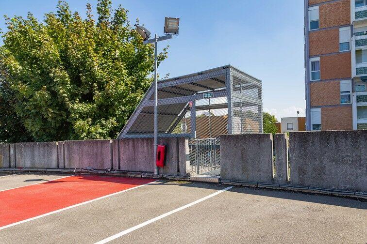 Parking Cronenbourg - Hautepierre - Poteries - Hohberg - Strasbourg caméra