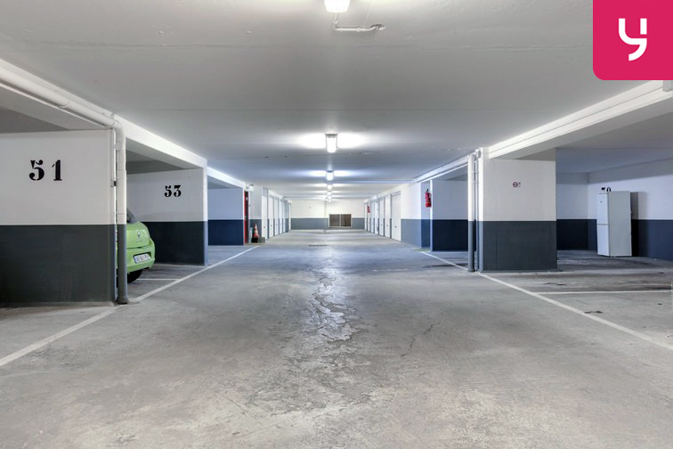 location parking Cronenbourg - Hautepierre - Poteries - Hohberg - Strasbourg
