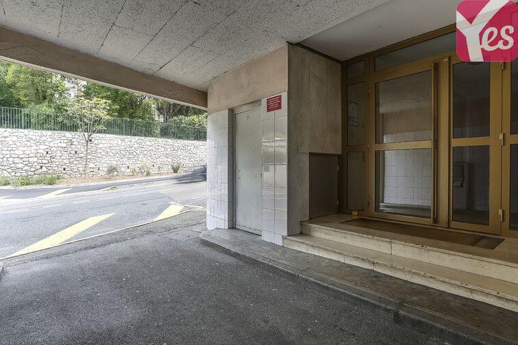 Parking Gare de Cagnes-sur-Mer location