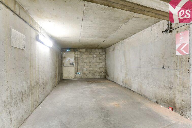 Parking Gare de Cagnes-sur-Mer souterrain