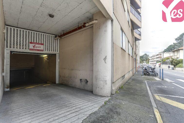 Parking Gare de Cagnes-sur-Mer box