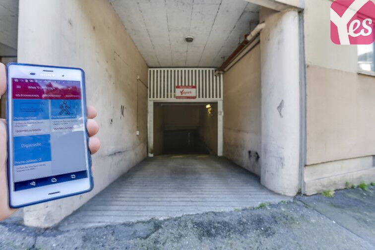 location parking Gare de Cagnes-sur-Mer