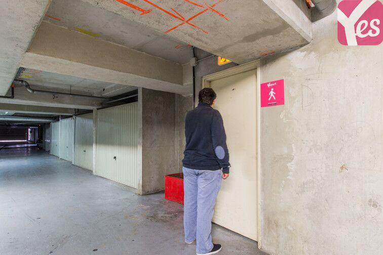 Parking Madeleine - Hôpital l'Archet - Nice 50 route de Canta Galet