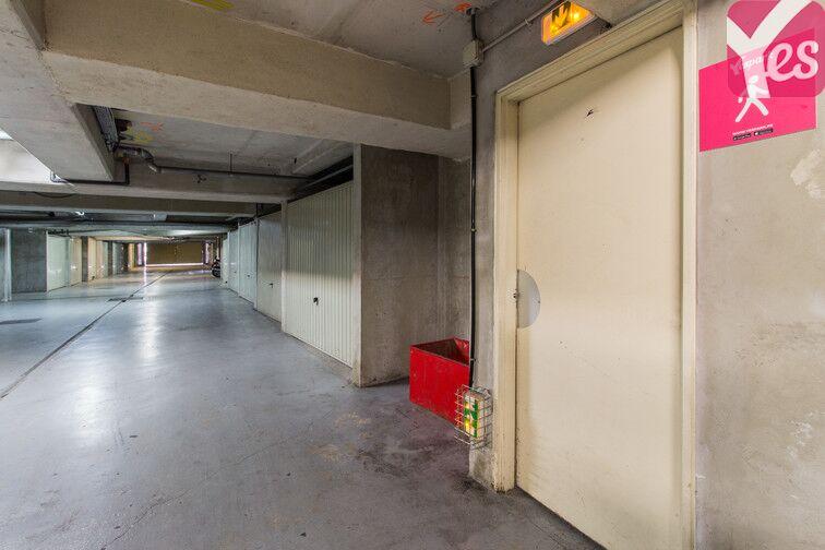 Parking Madeleine - Hôpital l'Archet - Nice location