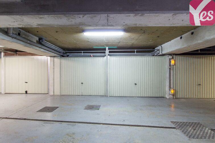 Parking Madeleine - Hôpital l'Archet - Nice avis