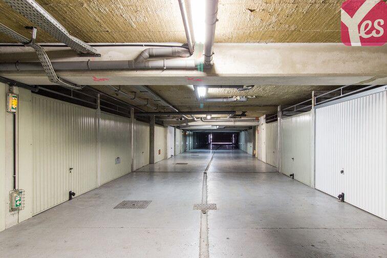 Parking Madeleine - Hôpital l'Archet - Nice souterrain