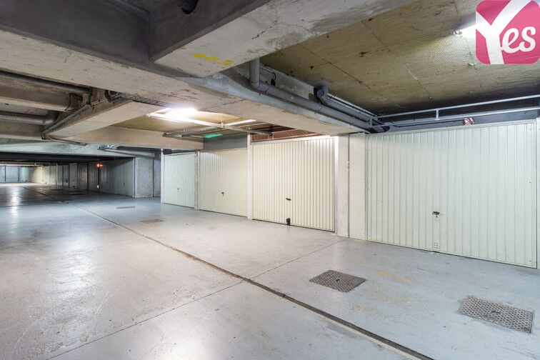 Parking Madeleine - Hôpital l'Archet - Nice 06200