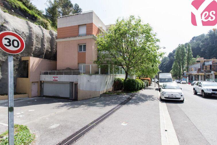 Parking Madeleine - Hôpital l'Archet - Nice sécurisé