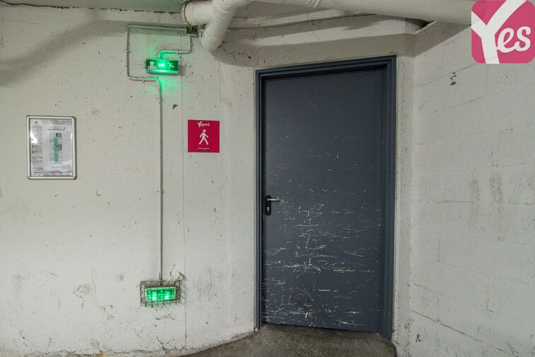 Parking Saint-Roch - Bd Virgil Barel - Nice en location