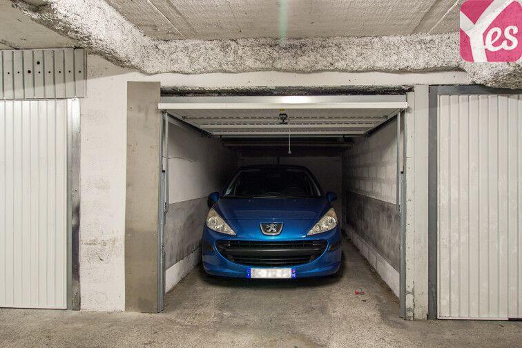 Parking Saint-Roch - Bd Virgil Barel - Nice avis