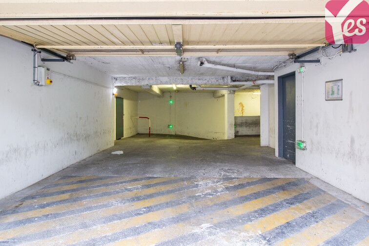 Parking Saint-Roch - Bd Virgil Barel - Nice location mensuelle