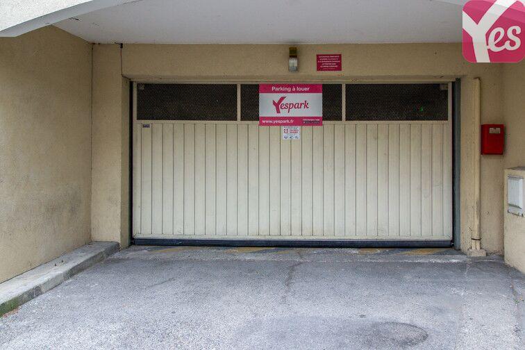 Parking Saint-Roch - Bd Virgil Barel - Nice caméra