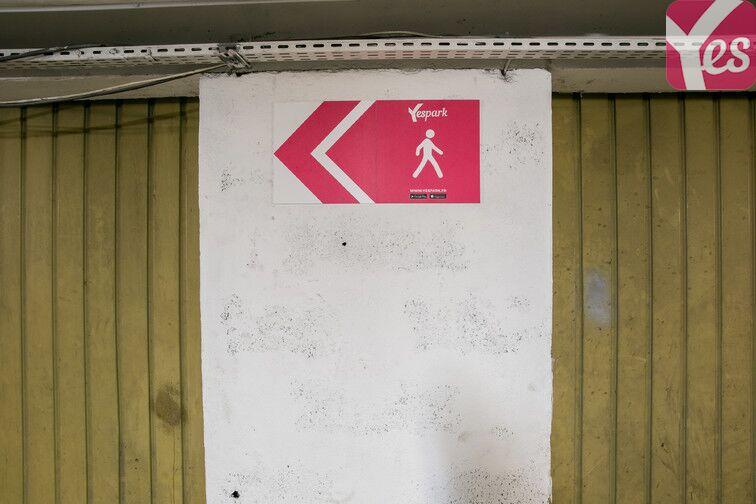 Parking Ariane - Rue des Coteaux - Nice sécurisé