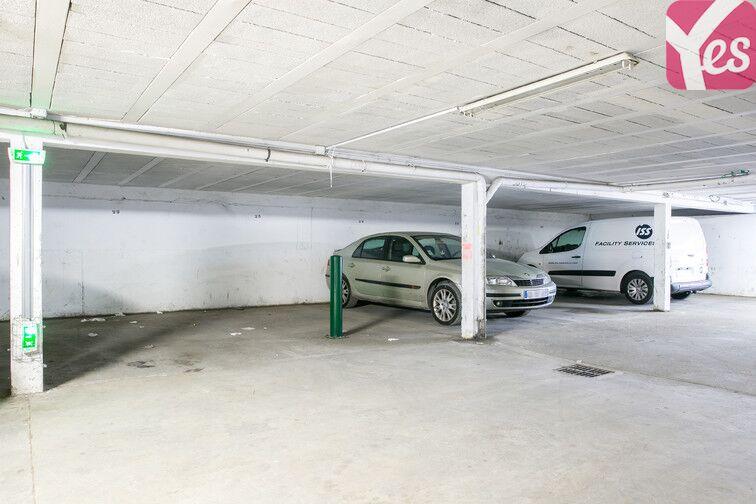 Parking Ariane - Rue des Coteaux - Nice souterrain