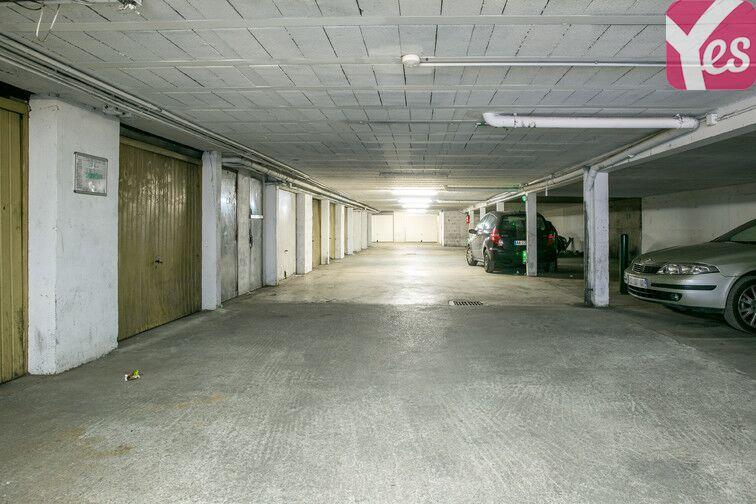 Parking Ariane - Rue des Coteaux - Nice garage