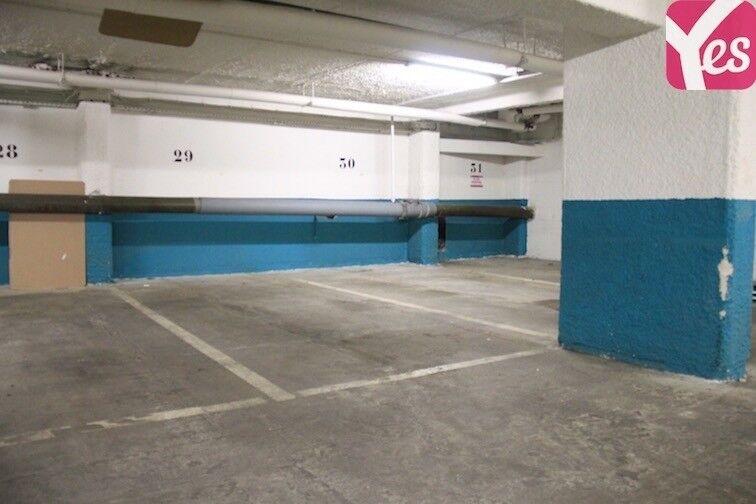 Parking Gambetta souterrain
