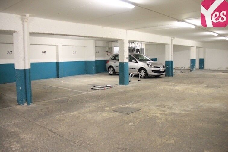 Parking Gambetta 75020