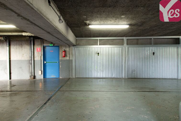 Parking Saint-Roch - Bd Louis Braille - Nice box