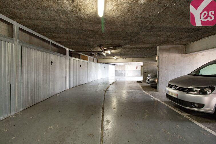 Parking Saint-Roch - Bd Louis Braille - Nice gardien