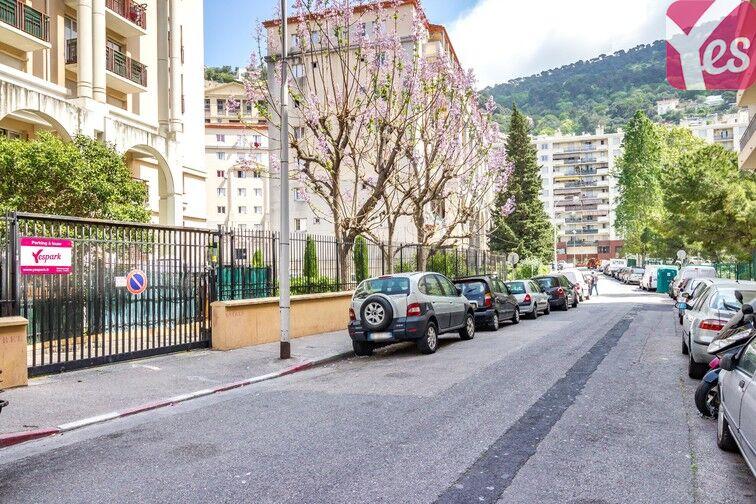 Parking Saint-Roch - Tramway Saint-Charles - Nice gardien