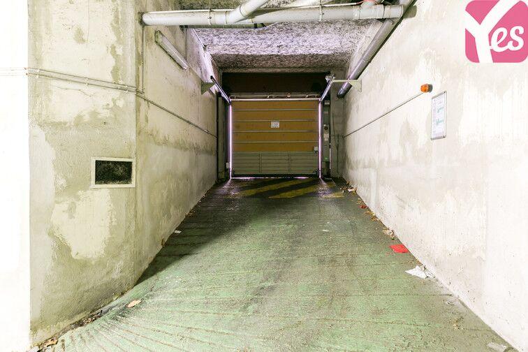 Parking Riquier - rue Louis Garneray - Nice 24/24 7/7