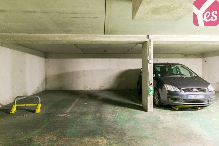 Parking Riquier - rue Louis Garneray - Nice location