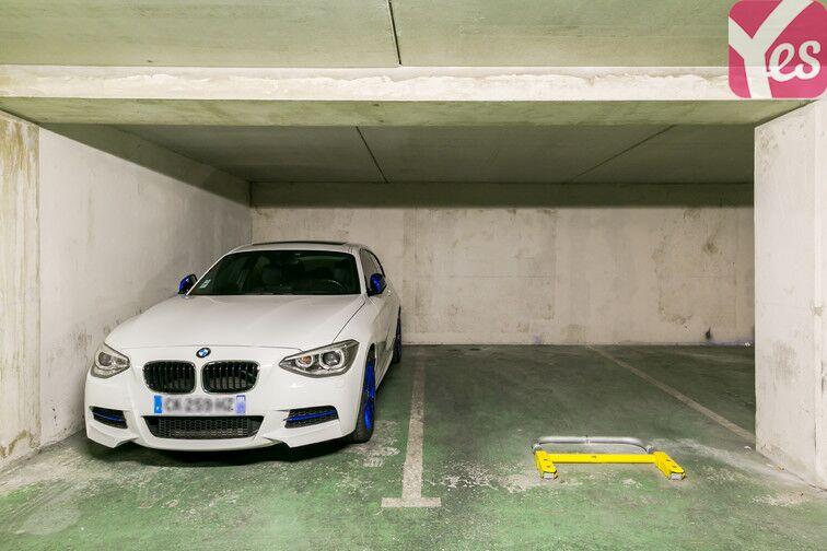 Parking Riquier - rue Louis Garneray - Nice pas cher