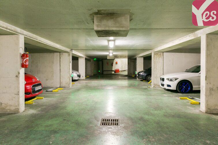 Parking Riquier - rue Louis Garneray - Nice Nice