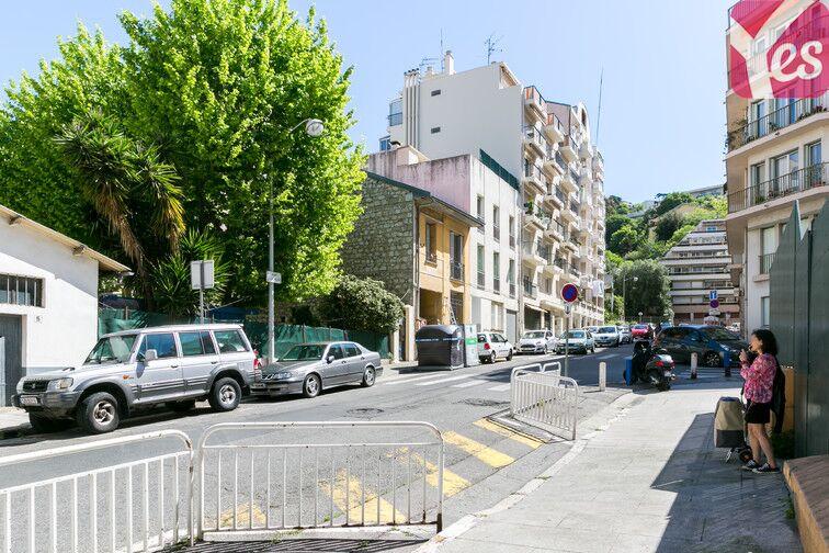 Parking Riquier - rue Louis Garneray - Nice 15 rue Louis Garneray