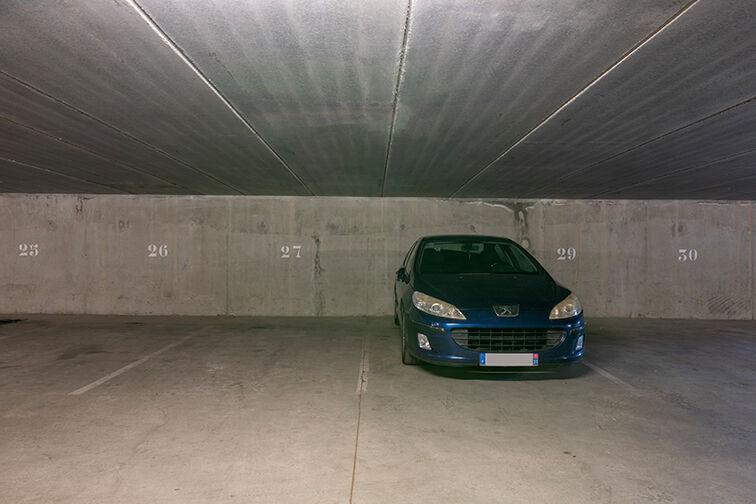 Parking L'Union sécurisé