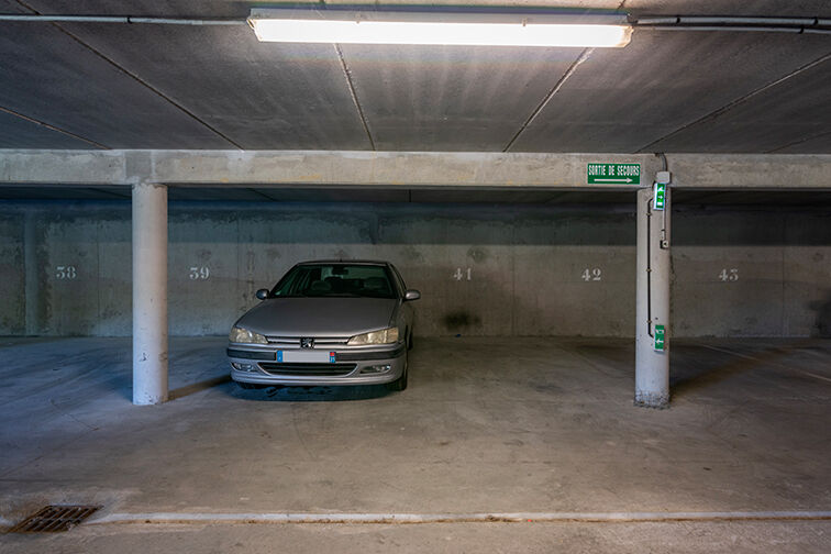 Parking L'Union box