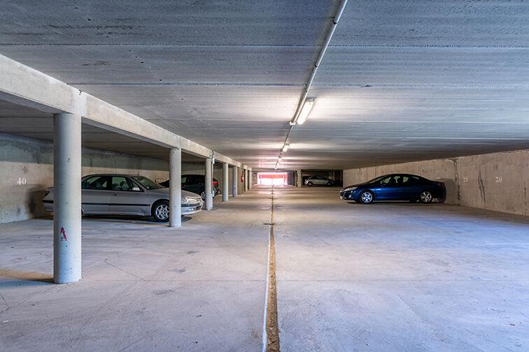 Parking L'Union caméra