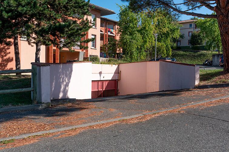 Parking Rue de la Macreuse - L'Union gardien