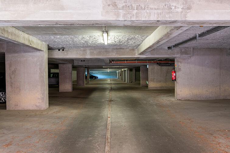 Parking Rue de la Macreuse - L'Union garage