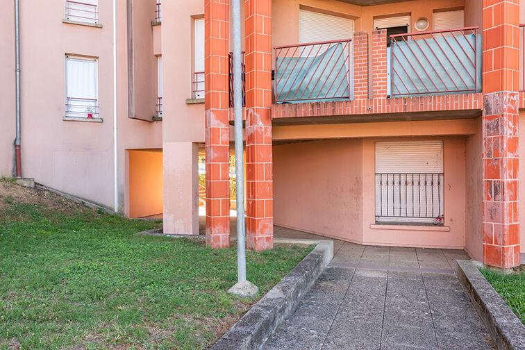 Parking Rue de la Macreuse - L'Union 31240