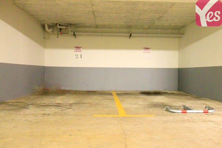 Parking Crimée - La Villette sécurisé