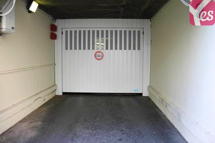 location parking Crimée - La Villette