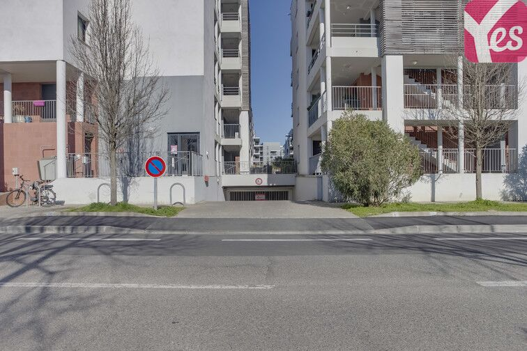 Location parking Gare de Montaudran - Toulouse