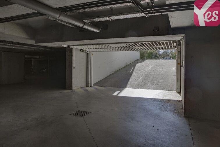 Parking Gare de Montaudran - Toulouse location mensuelle