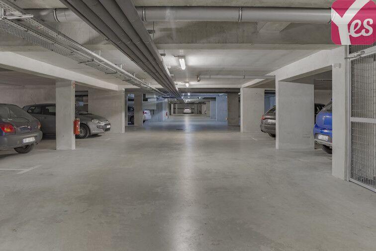 Parking Gare de Montaudran - Toulouse caméra
