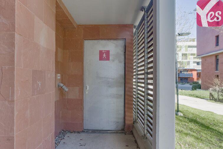Parking Gare de Montaudran - Toulouse sécurisé