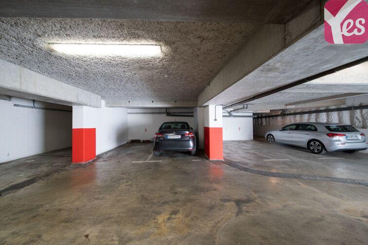 Parking Les Minimes - Toulouse sécurisé