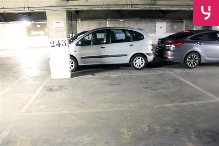 Parking Botzaris - Paris 19 24/24 7/7