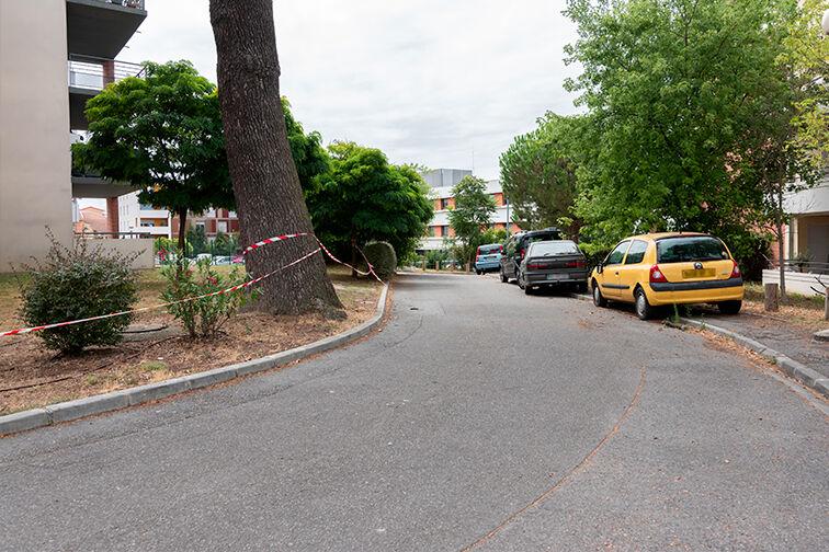 Parking Arènes Romaines - Saint-Martin du Touch - Toulouse gardien